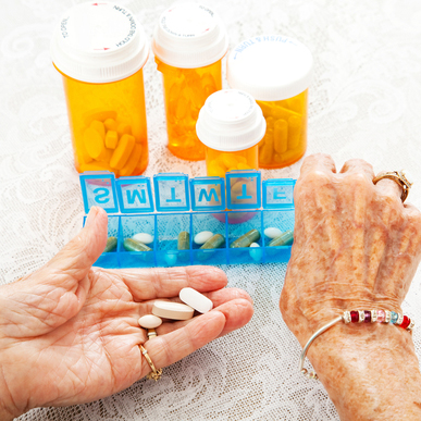 OVERSEEING MEDICATION