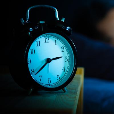 OVERNIGHT SLEEPING